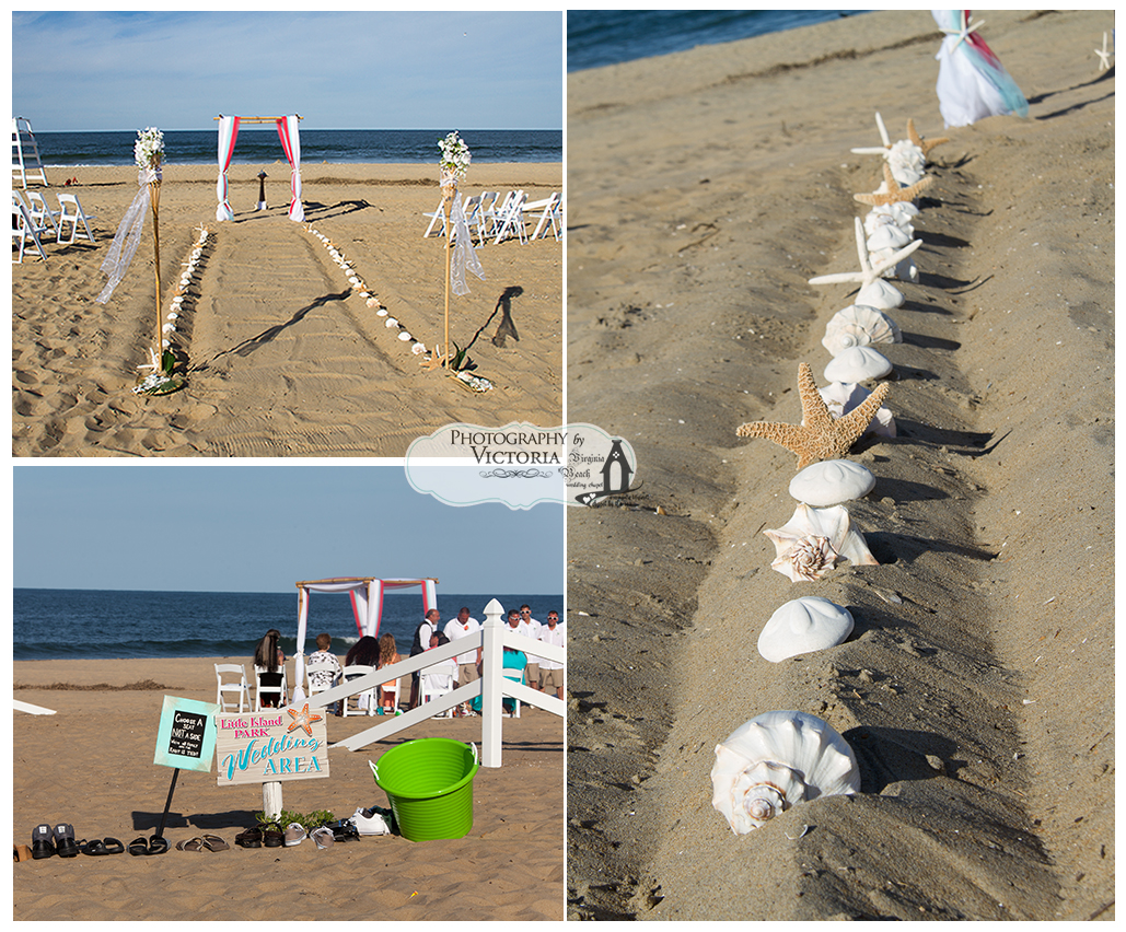 Samantha And Jerry Tied The Knot In June At Little Island Park Sandbridge Of Virginia Beach Featuring Our Special Package With Added
